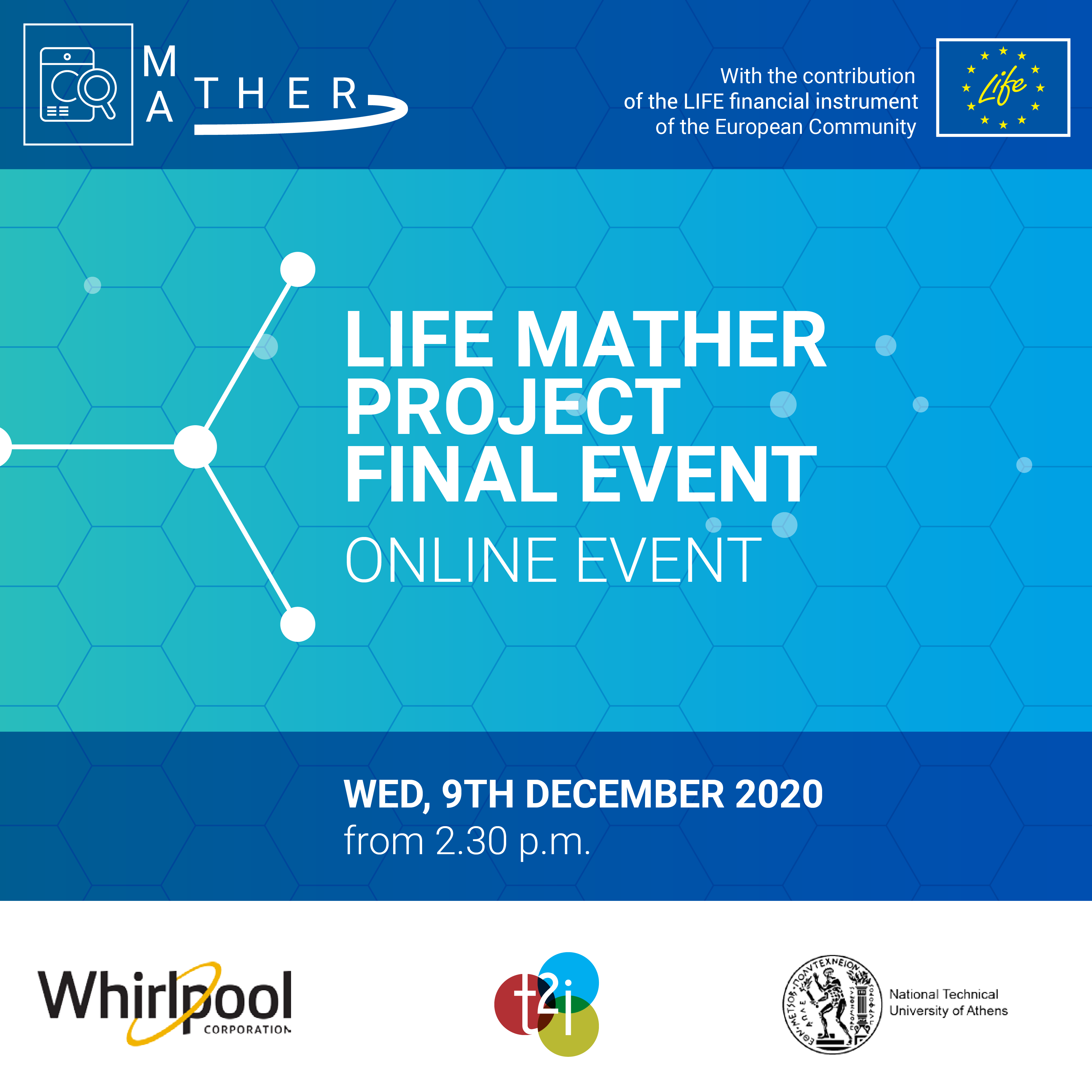 Manufacturing and sustainability: the Life MATHER project's final event